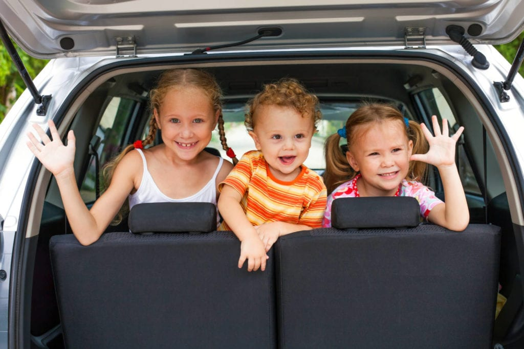 Cool, happy kids = a much better road trip experience for mum and dad. Get your air con checked before heading off.